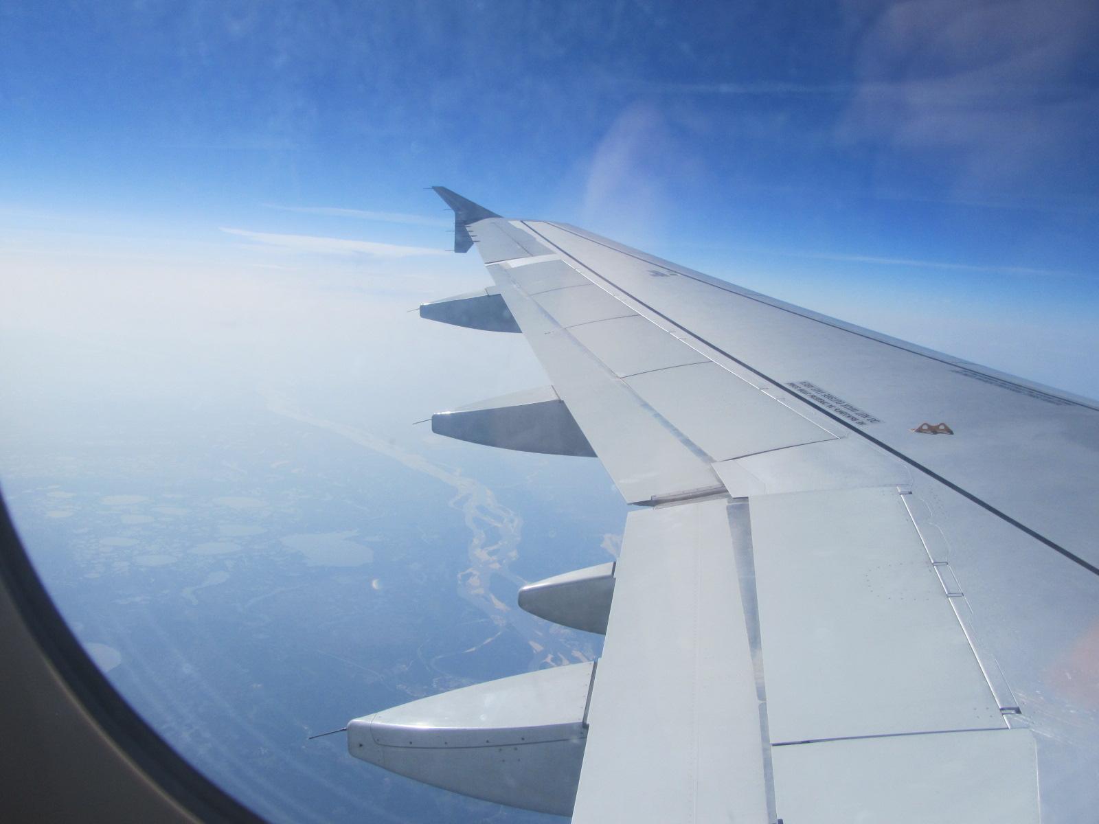Рейс Новый Уренгой - Москва авиакомпании Ямал