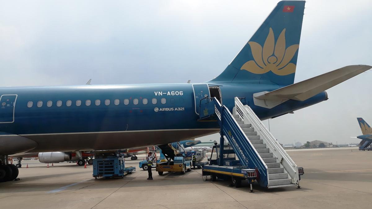 Путешествие в дальний край. Этап 4: «Вьетнамские авиалинии»  Хошимин – Начанг (Камрань) на А-321-200
