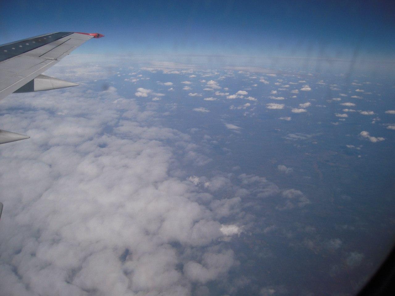 В полете на Боинге-737 Донавиа