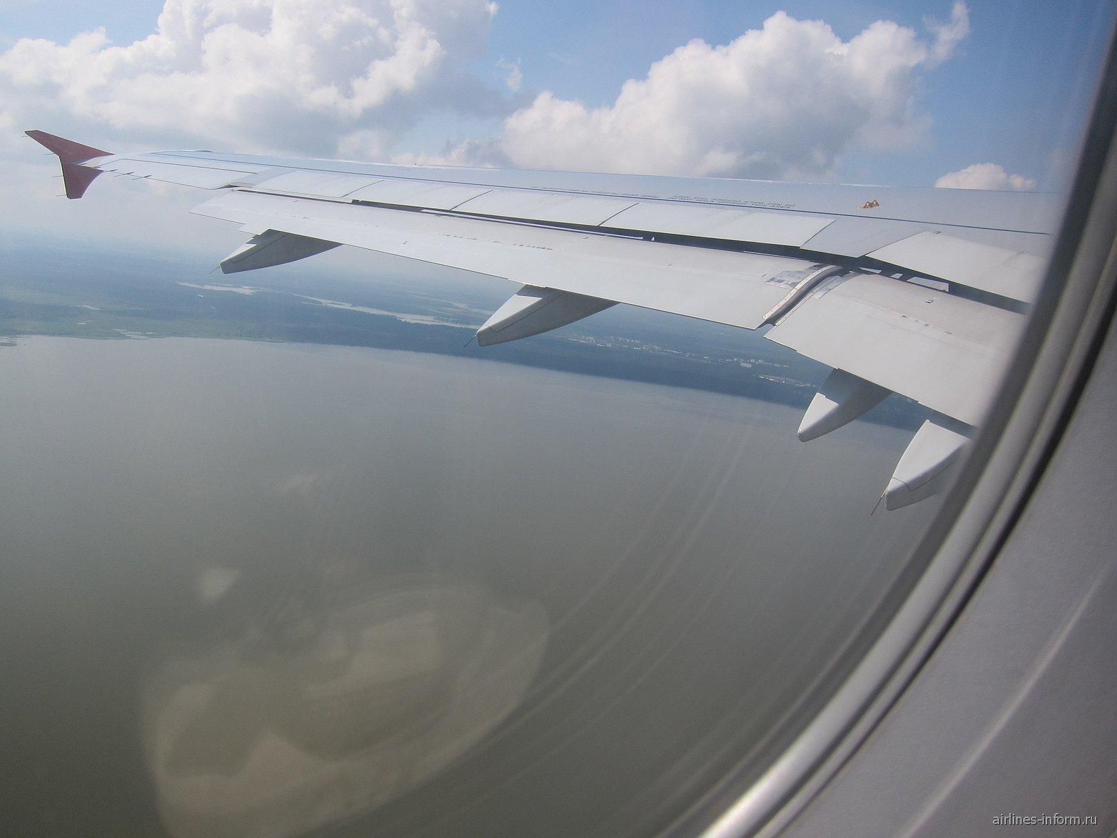 Рейс Аэрофлота Таллинн-Москва