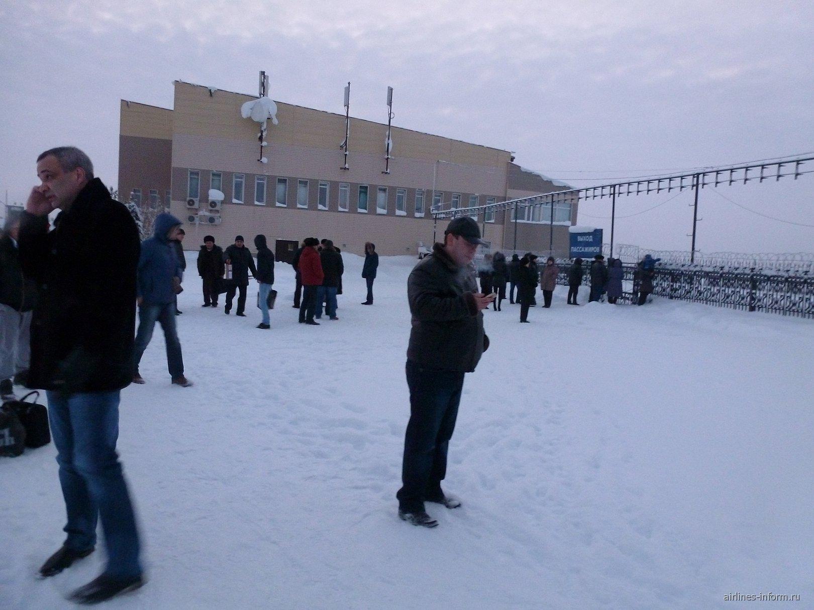 Аэропорт Ноябрьск