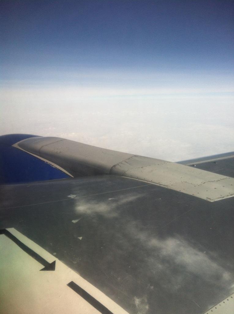 Рейс Магнитогорск-Москва авиакомпании Трансаэро