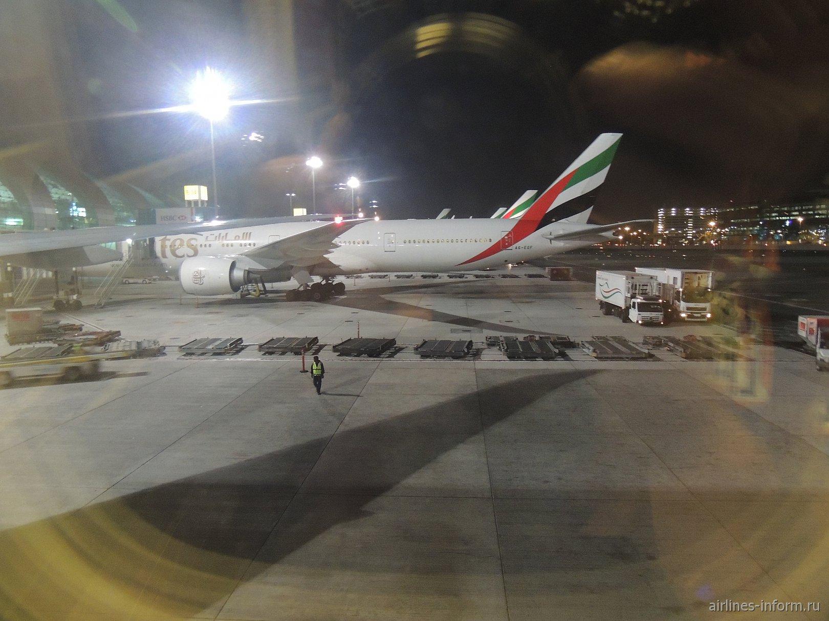 Коломбо - Дубай c Emirates