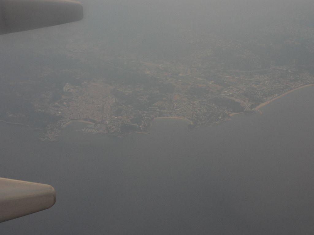 В полете над Каталонией
