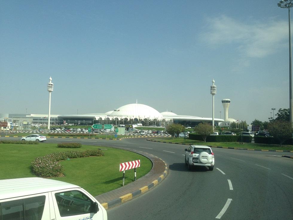Аэропорт Шарджа