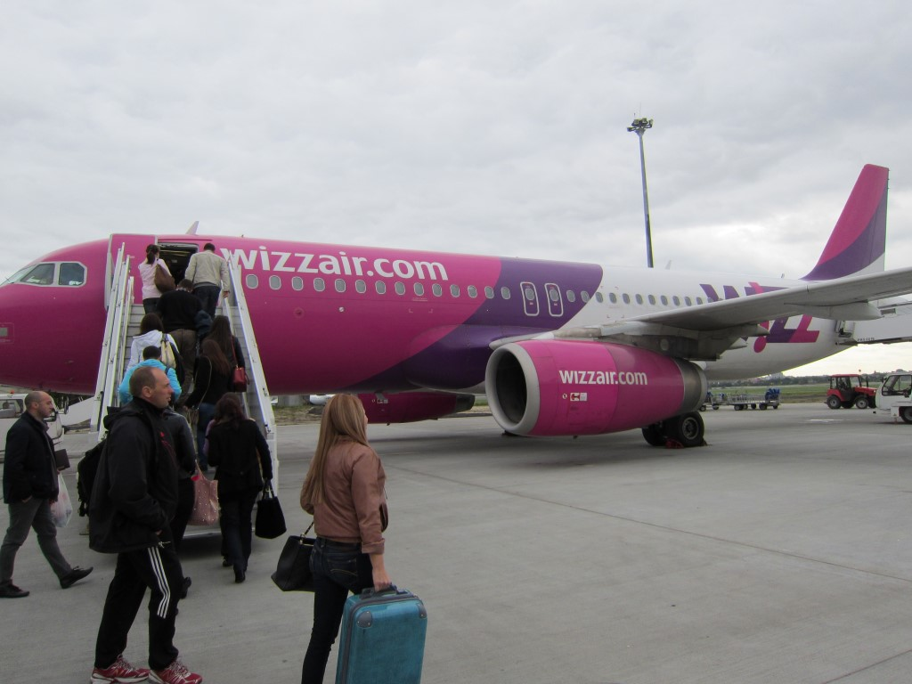 """Все (почти) про """"Жуляны"""" и про WizzAir Ukraine из Киева в Милан (Бергамо)"""