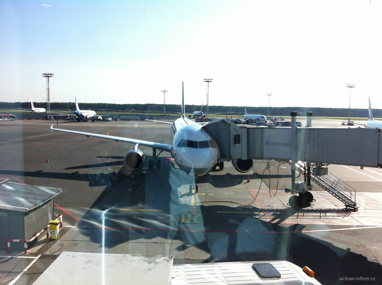A320 D-AIPE Lufthasa