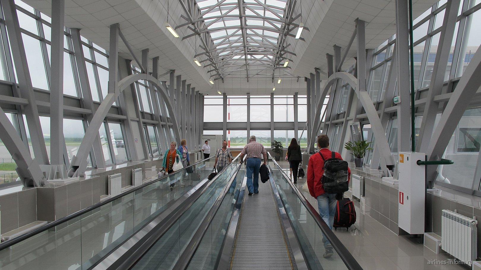 Аэроэкспресс в аэропорт Владивостока