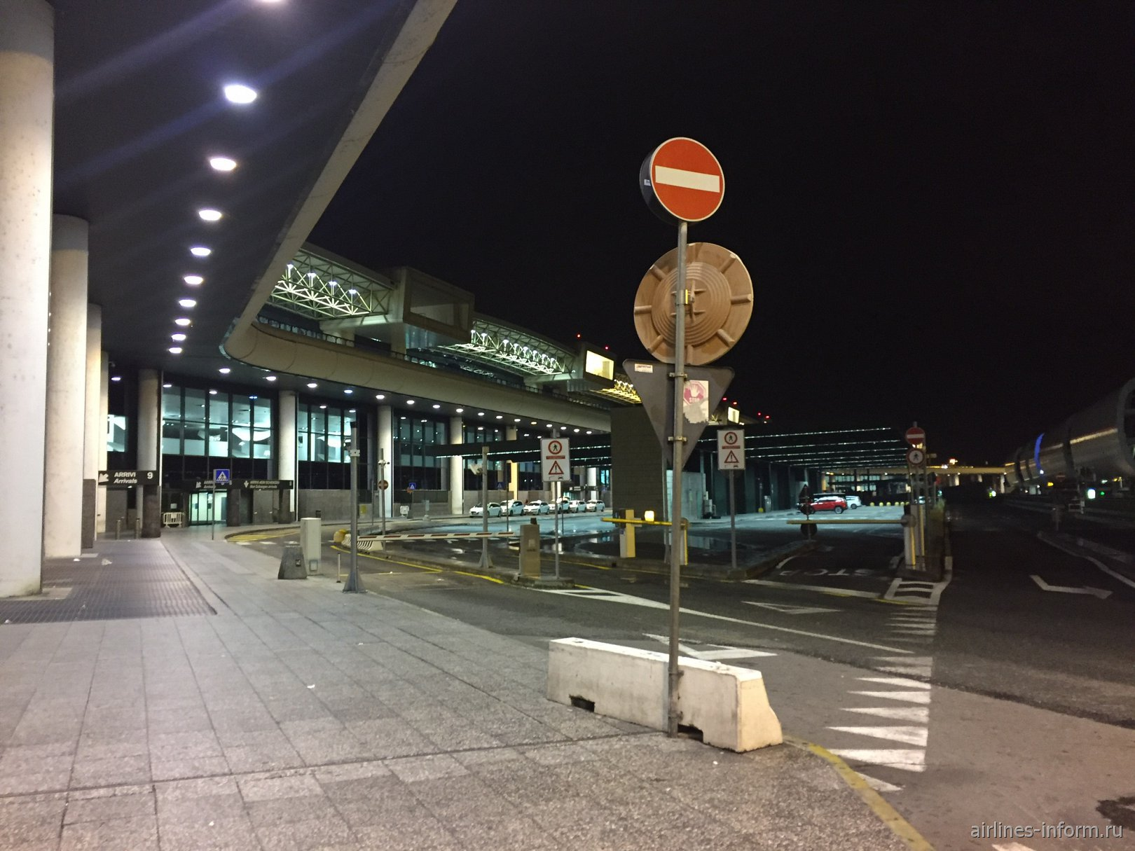 Терминал 1 аэропорта Милан-Мальпенса