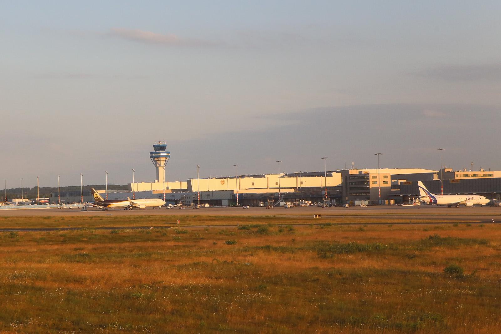 Грузовой комплекс аэропорта Кёльн/Бонн