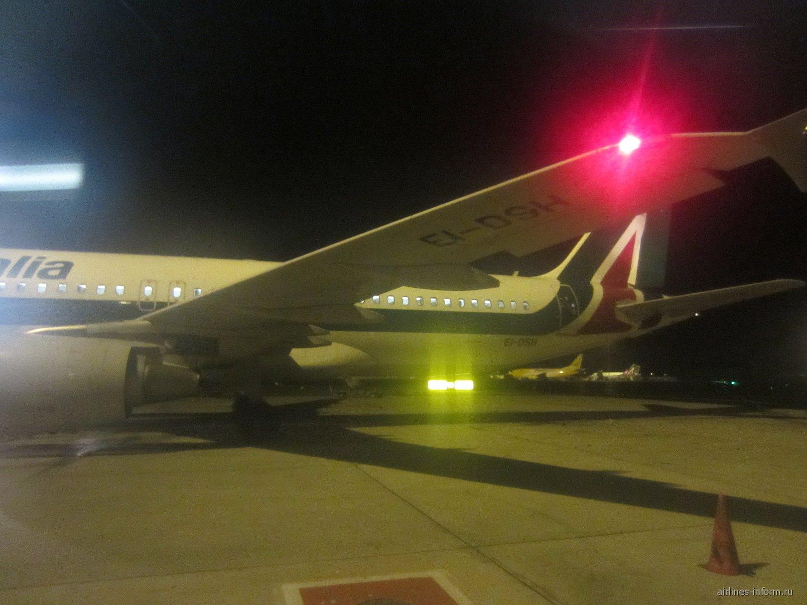 Airbus A320 авиакомпании Alitalia