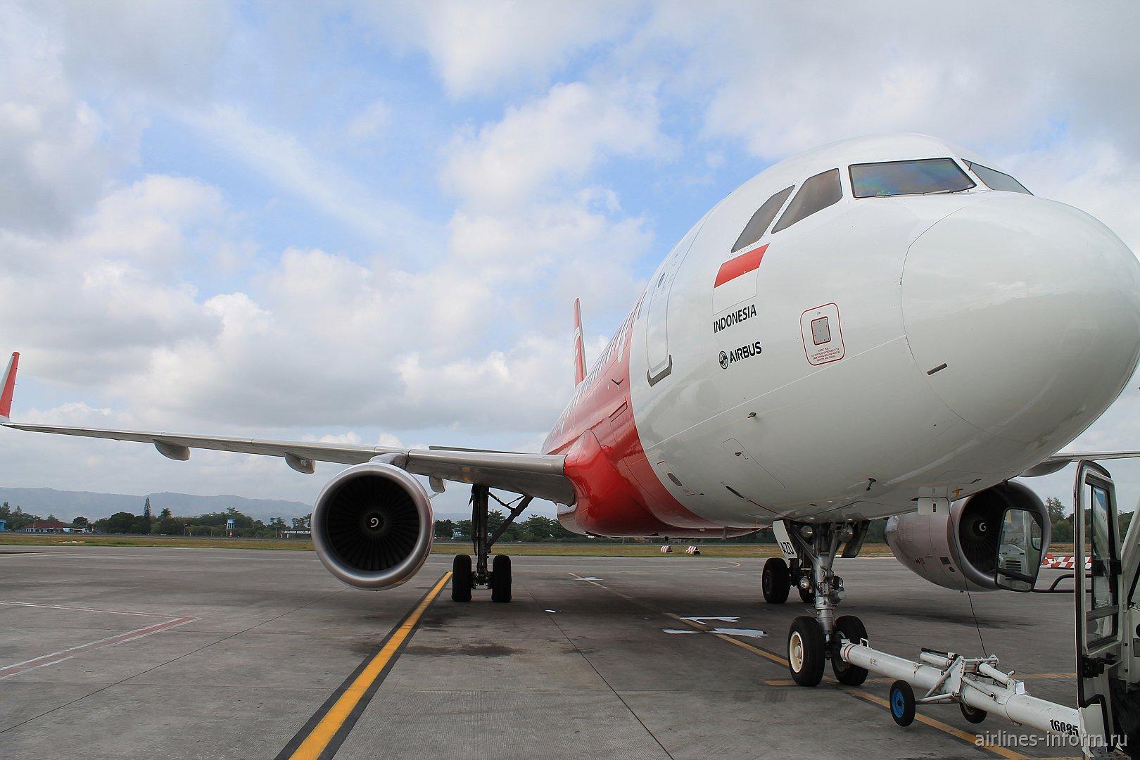 Джокьякарта (JOG) –  Бали (DPS) с лучшим лоукостером в мире AIR ASIA