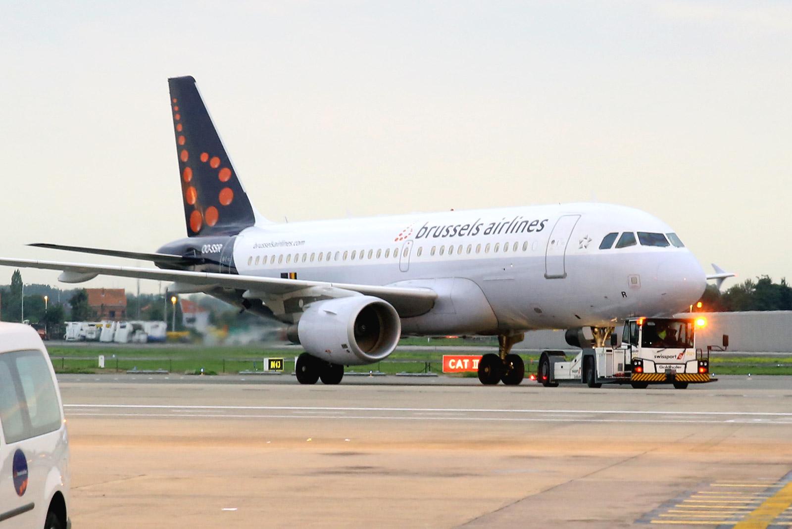 Через всю Европу вместе с Brussels Airlines