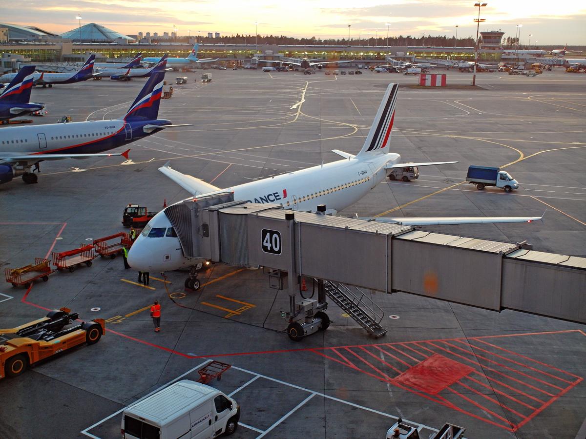 Москва - Париж с Air France. Путешествие в Марокко, часть 2.