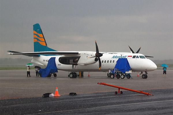 Индонезия. С острова Флорес на Ломбок авиакомпанией Merpati Nusantara
