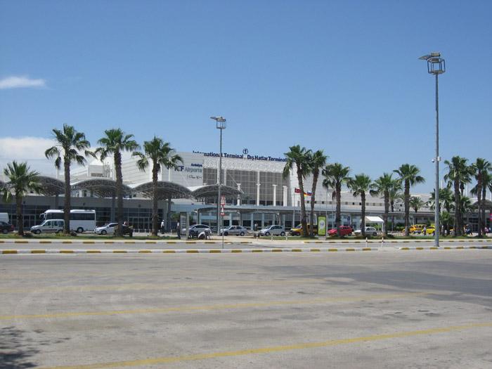 Терминал 1 аэропорта Антальи