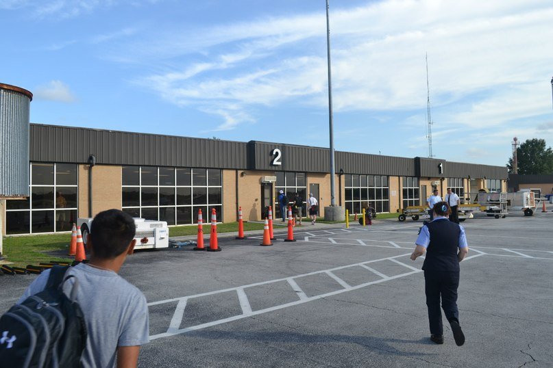 Аэропорт Джексонвилл в США