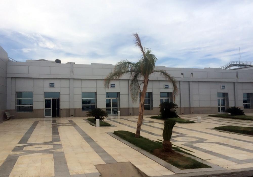 Терминал местных авиалиний аэропорта Шарм-Эль-Шейх