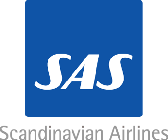 Logo of SAS Scandinavian Airlines