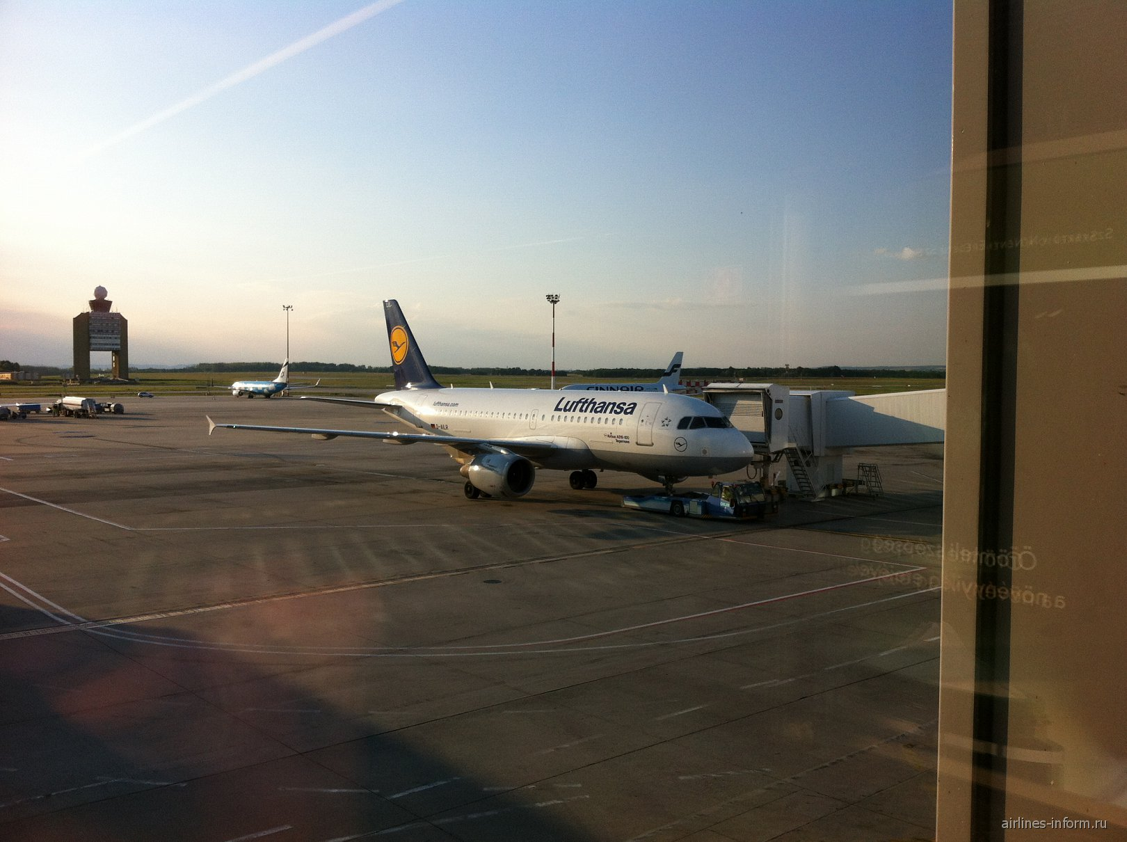 A319 Lufthansa