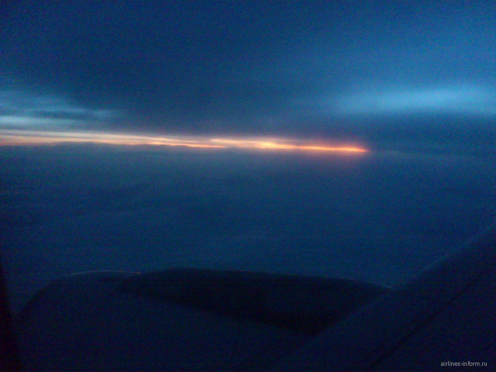 На пути в Екатеринбург