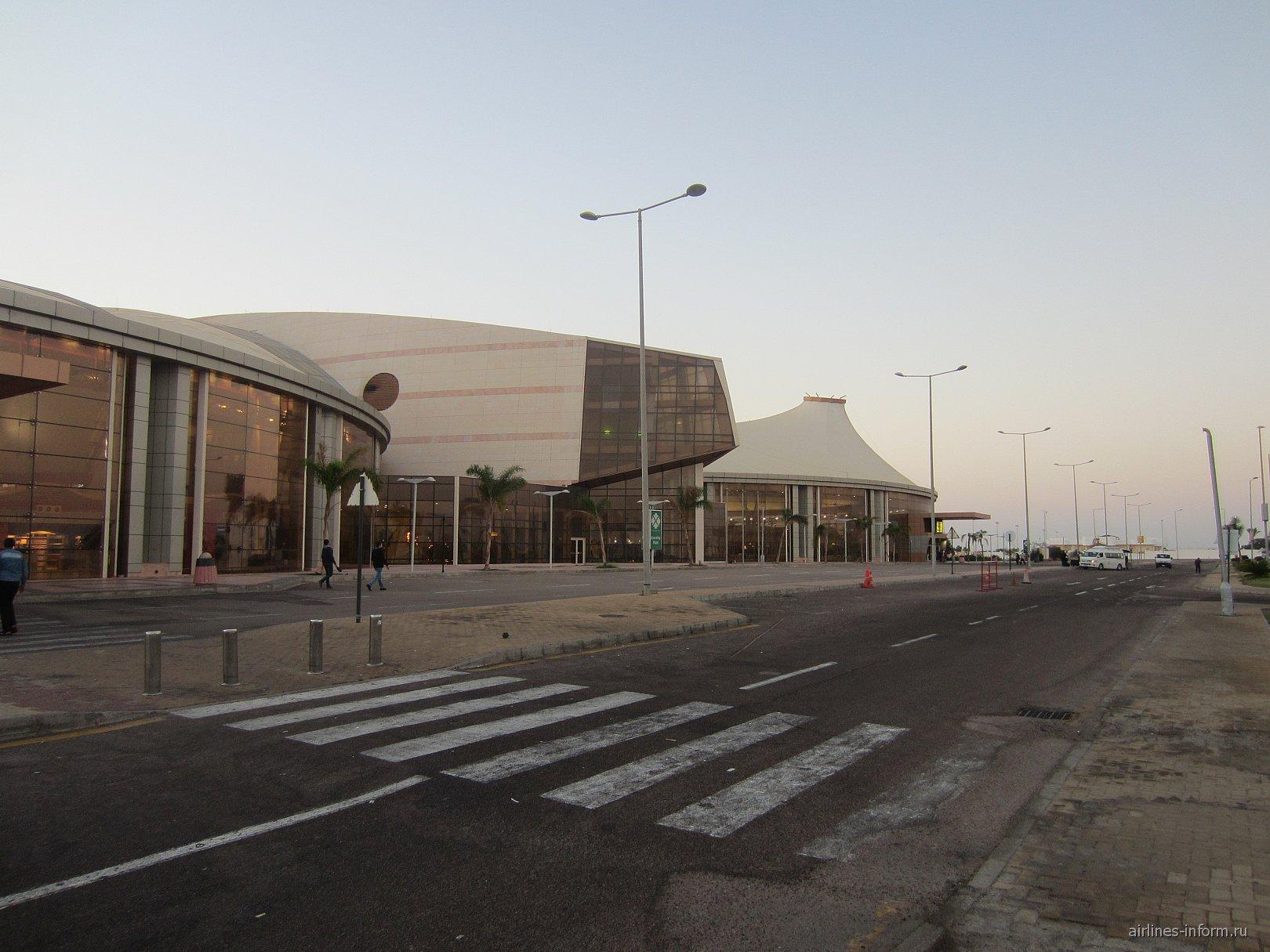 Терминал 1 аэропорта Шарм-Эль-Шейх