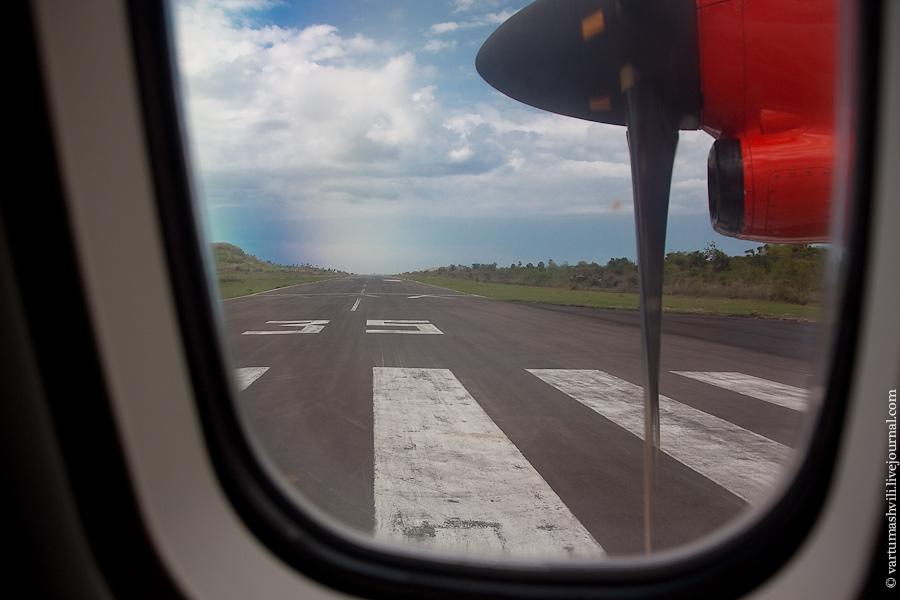 Рейс Wings Air Лабуан-Баджо-Энде