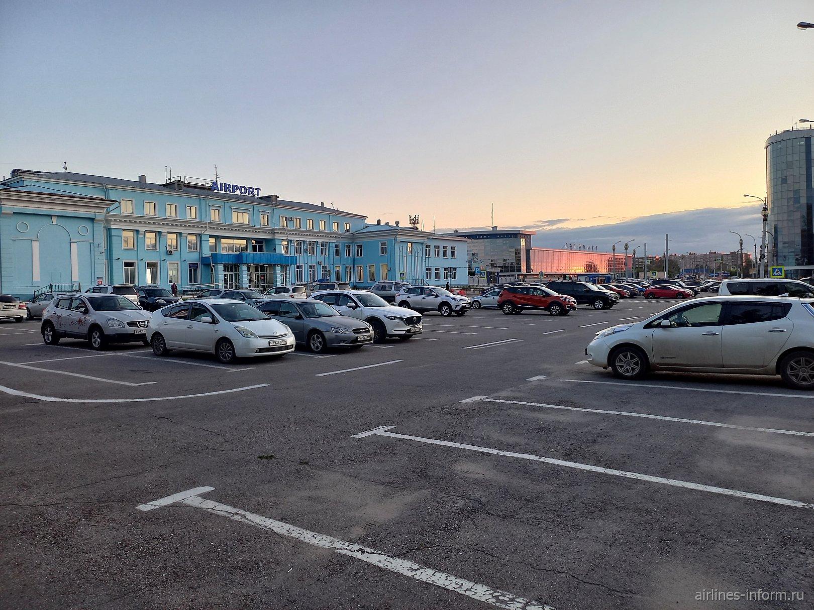 25.08.21 Вечерний споттинг в Иркутске.