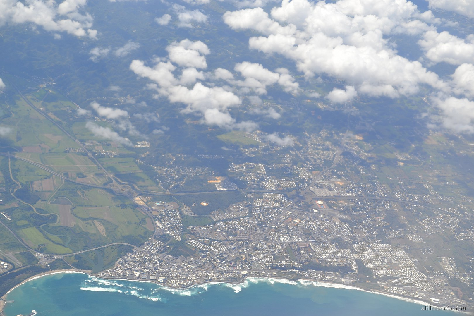 Городок Катаньо в Пуэрто-Рико
