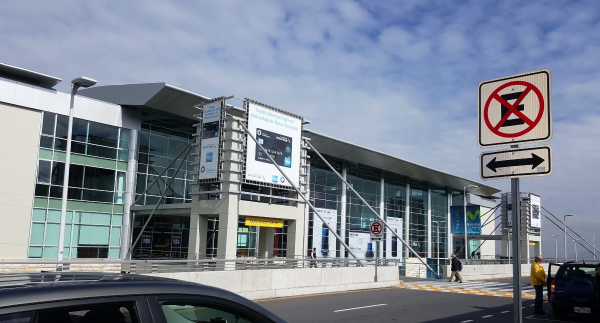 Quito Airport Center в аэропорту Кито Марискаль Сукре
