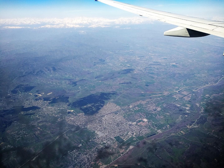 Город Боржоми в Грузии