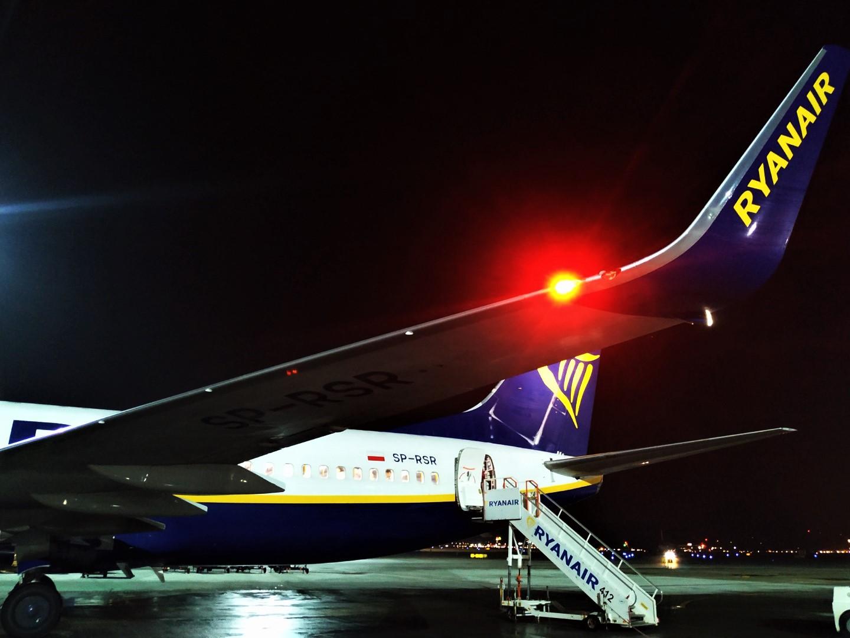 Возврат из Кракова в Борисполь.
