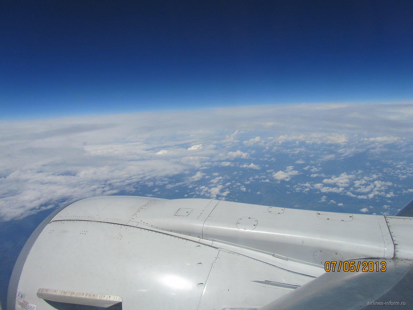 Рейс МАУ Киев-Рим