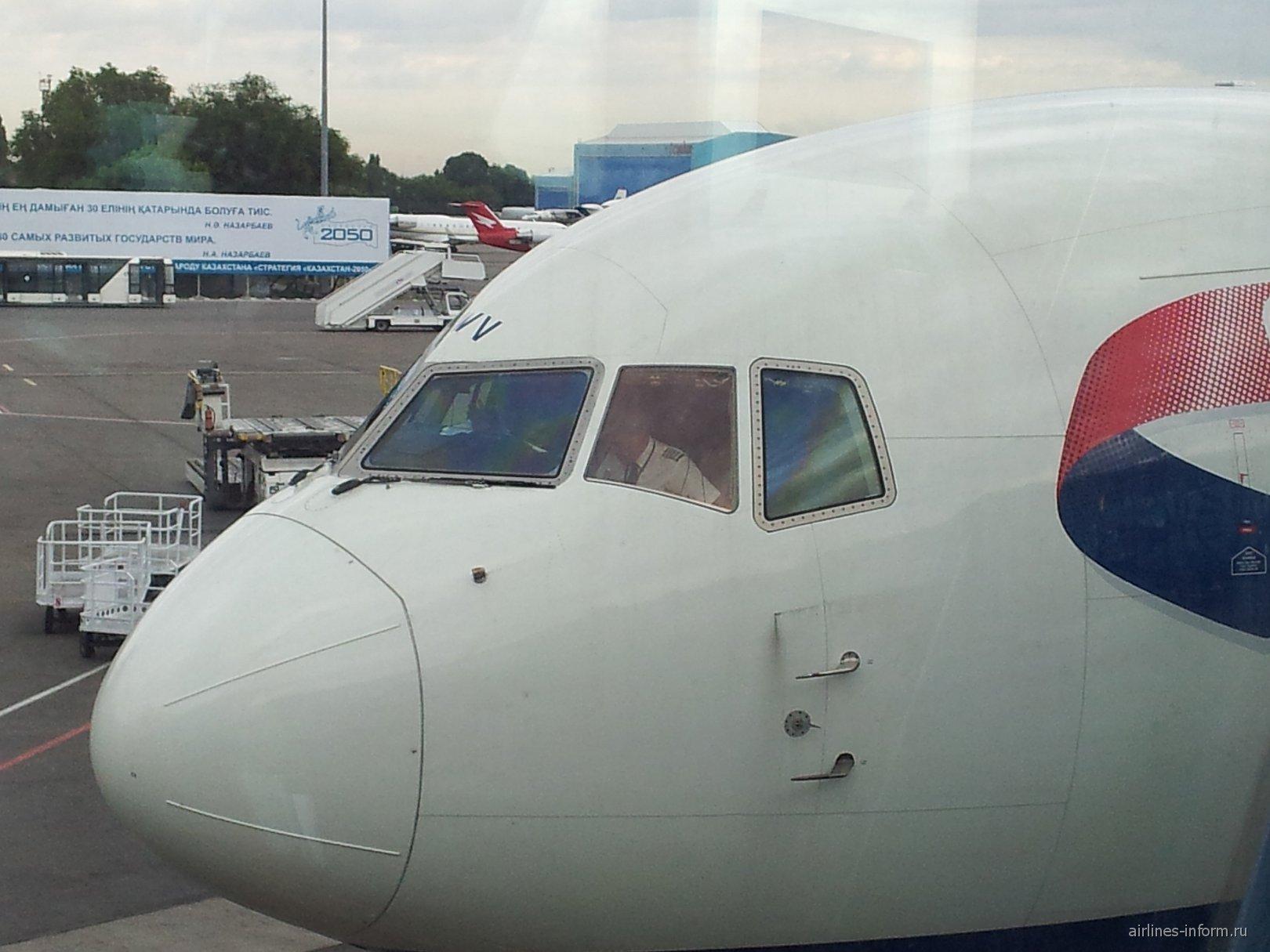 Обратный перелет на каникулы в солнечный дом!!! Лондон Хитроу - Алматы бизнес классом с BA.