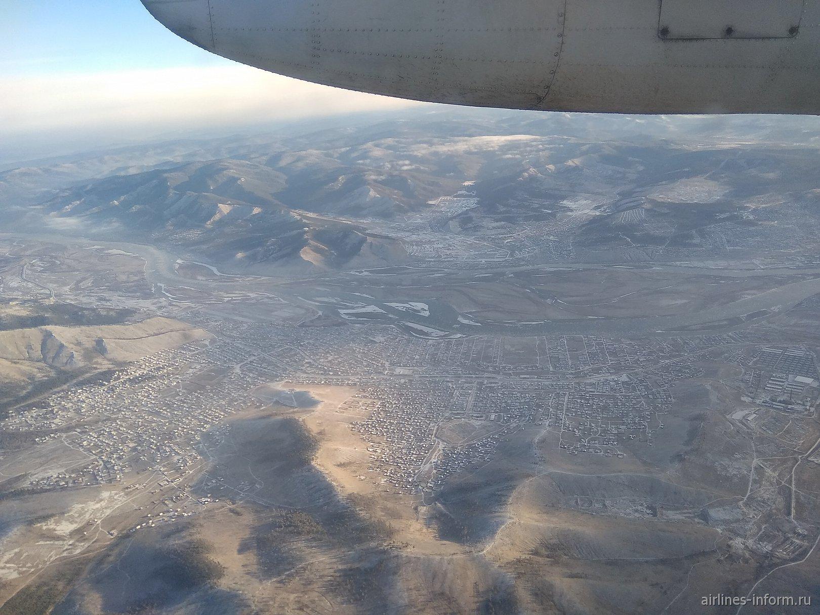 Пригороды города Улан-Удэ