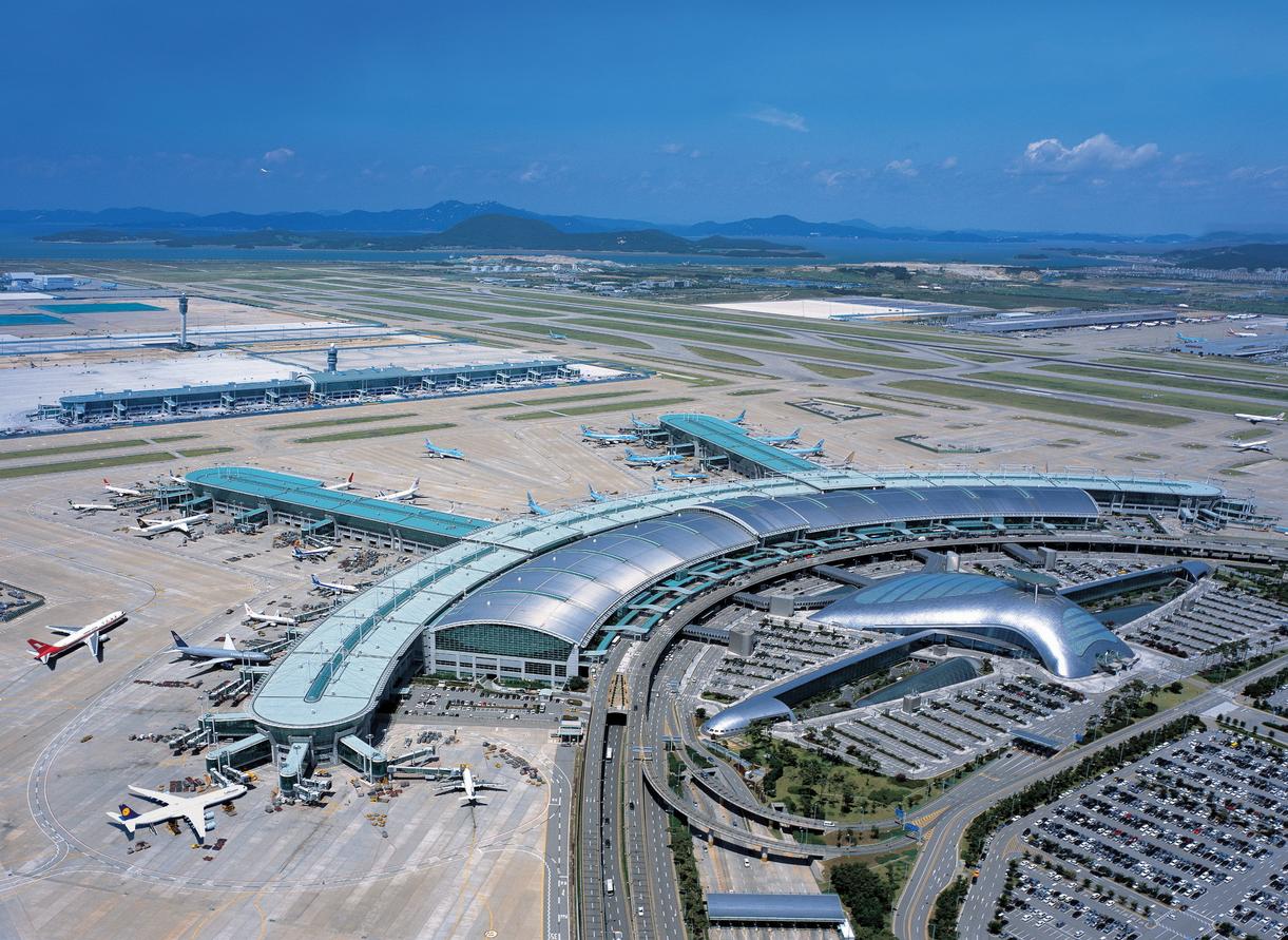 Инчхон аэропорт  Википедия