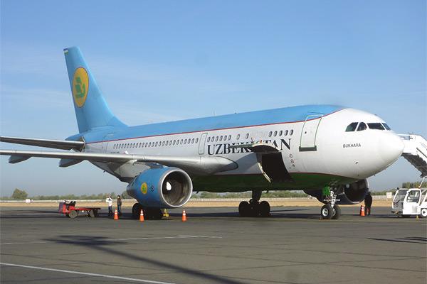 Tashkent-Samarkand with Uzbekistan Airways