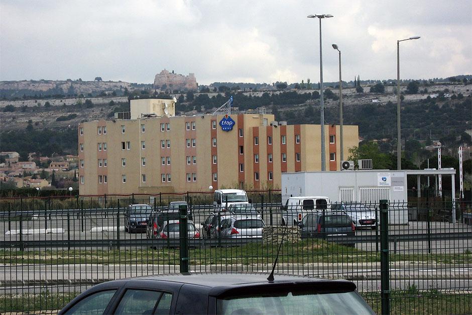 Гостиница Etap в аэропорту Марсель Прованс
