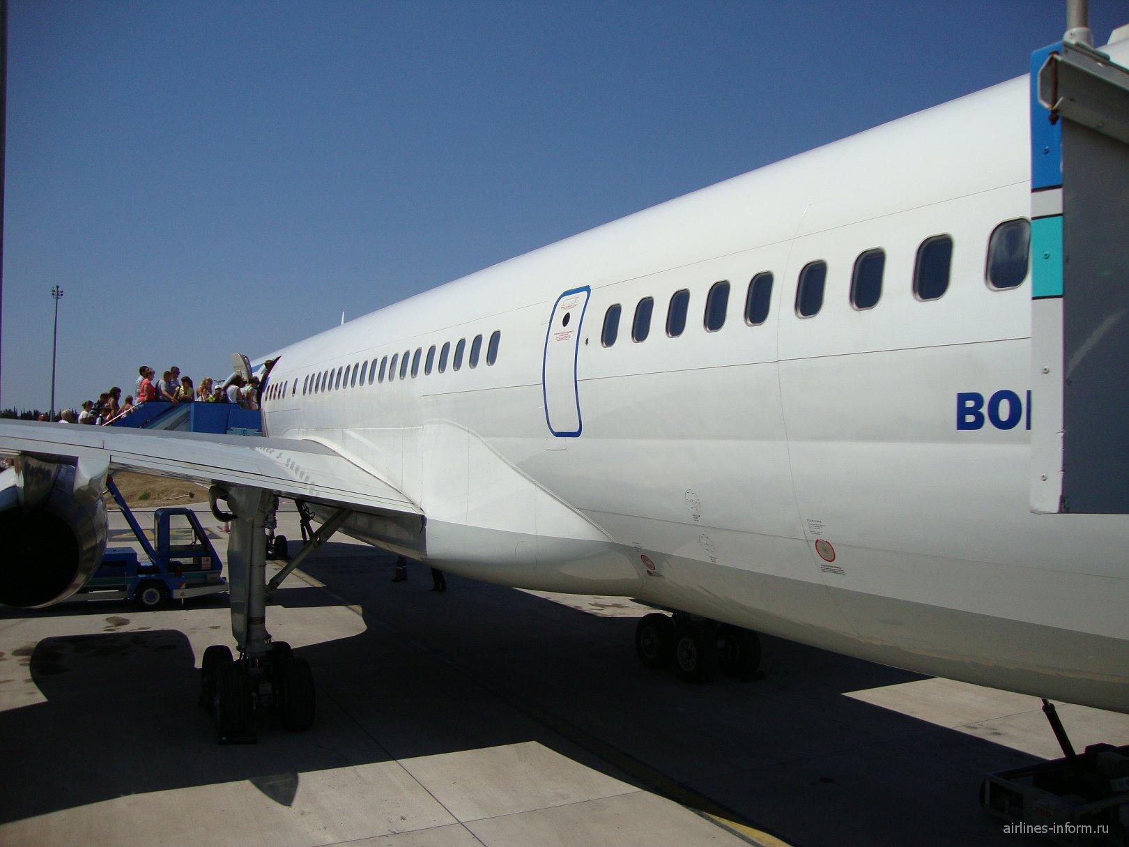 Боинг-757 ЮТэйр