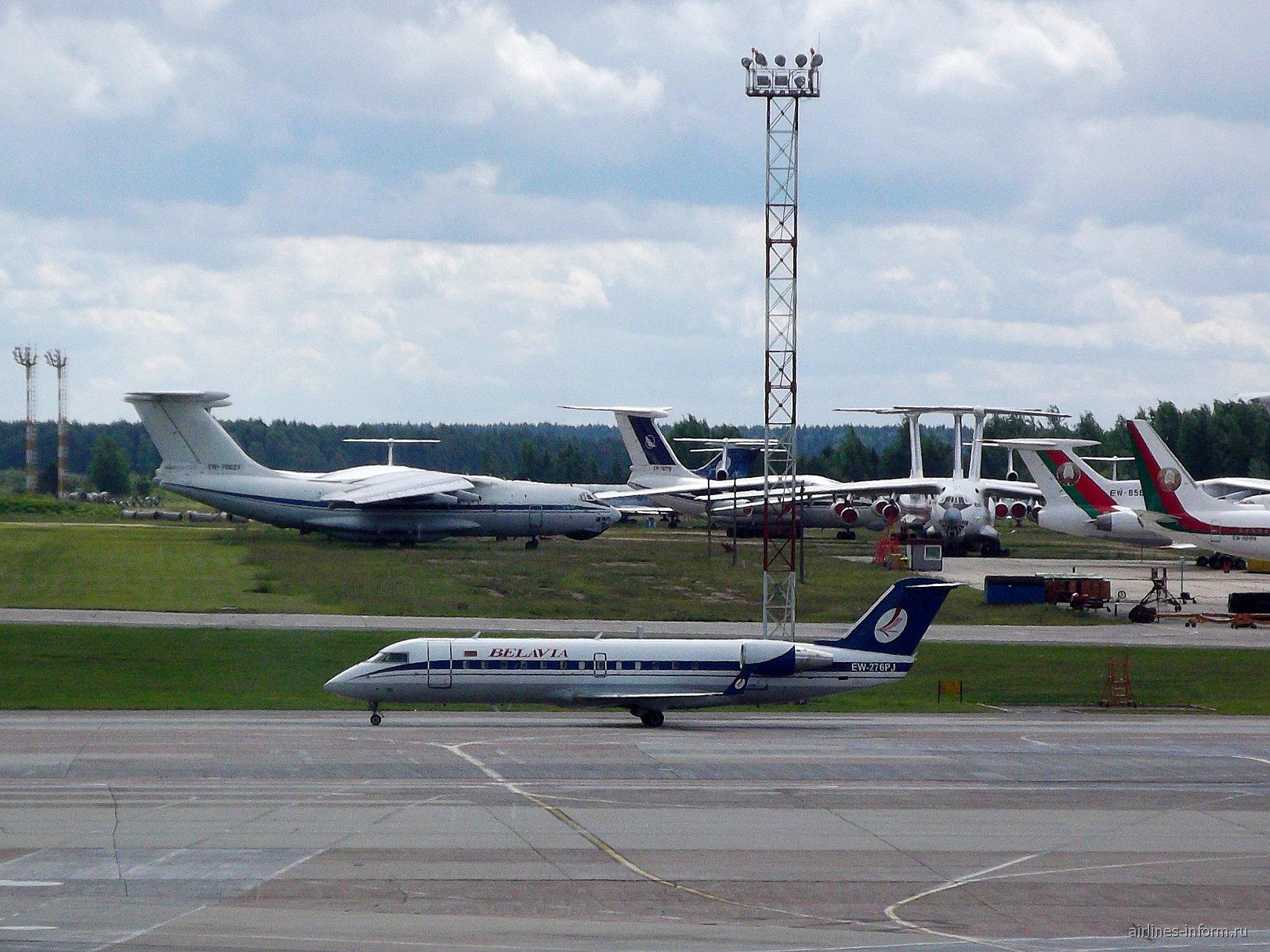 Аэропорт Минск Национальный