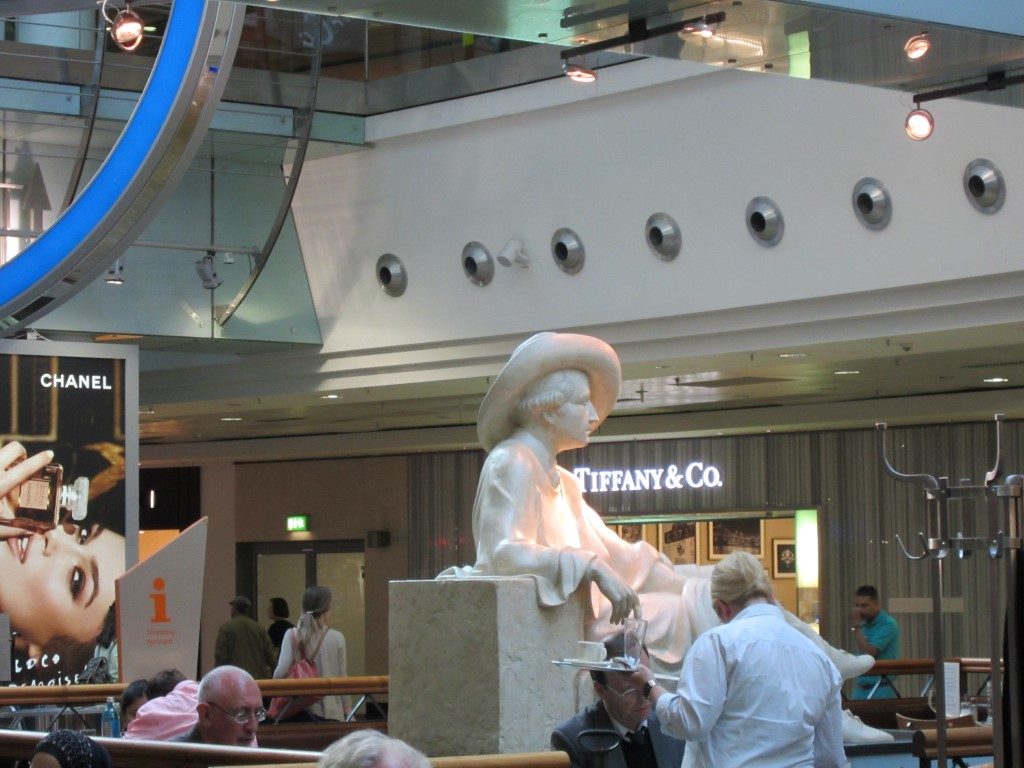 В аэропорту Франкфурта-на-Майне