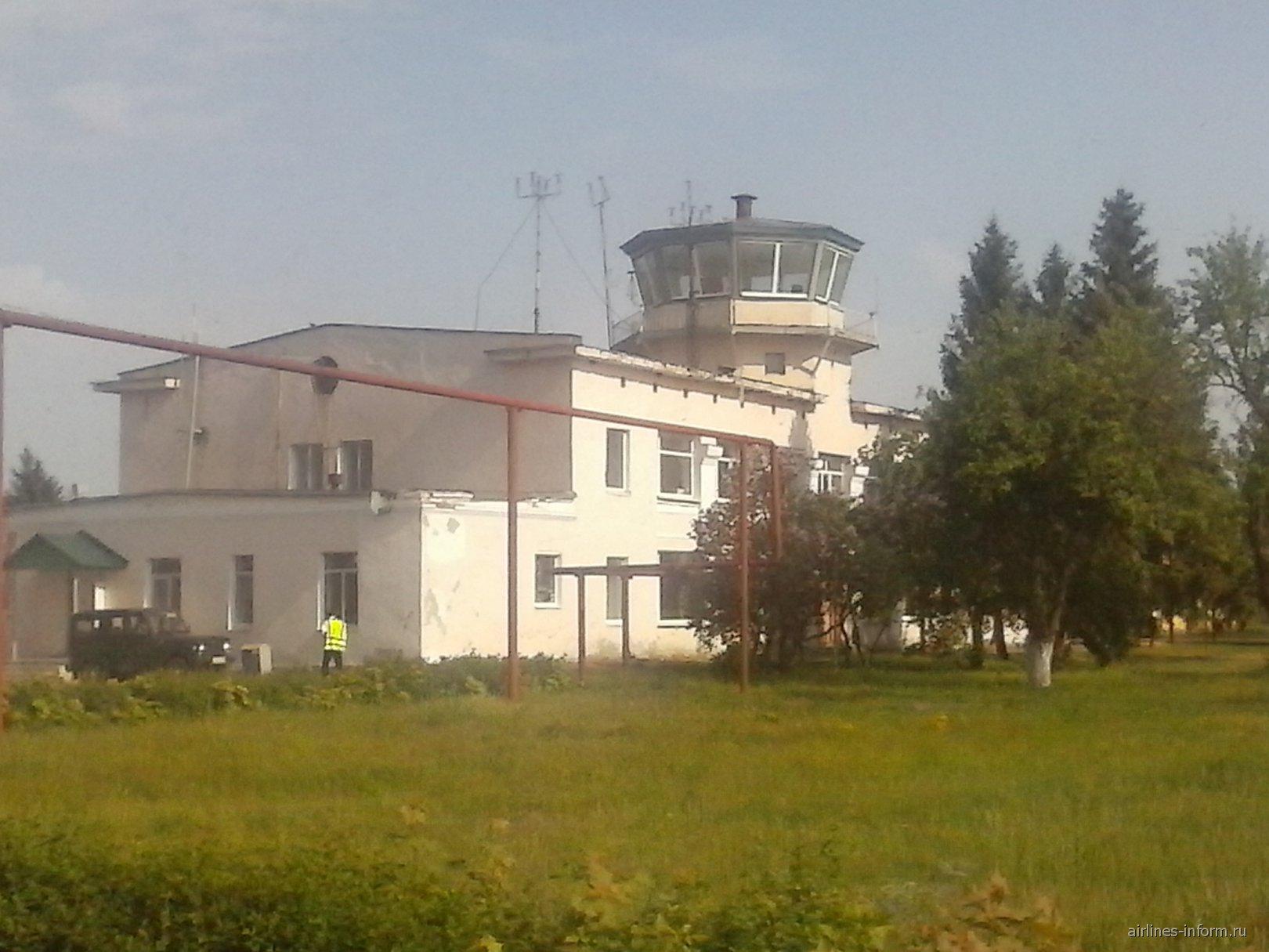 В аэропорту Тамбова