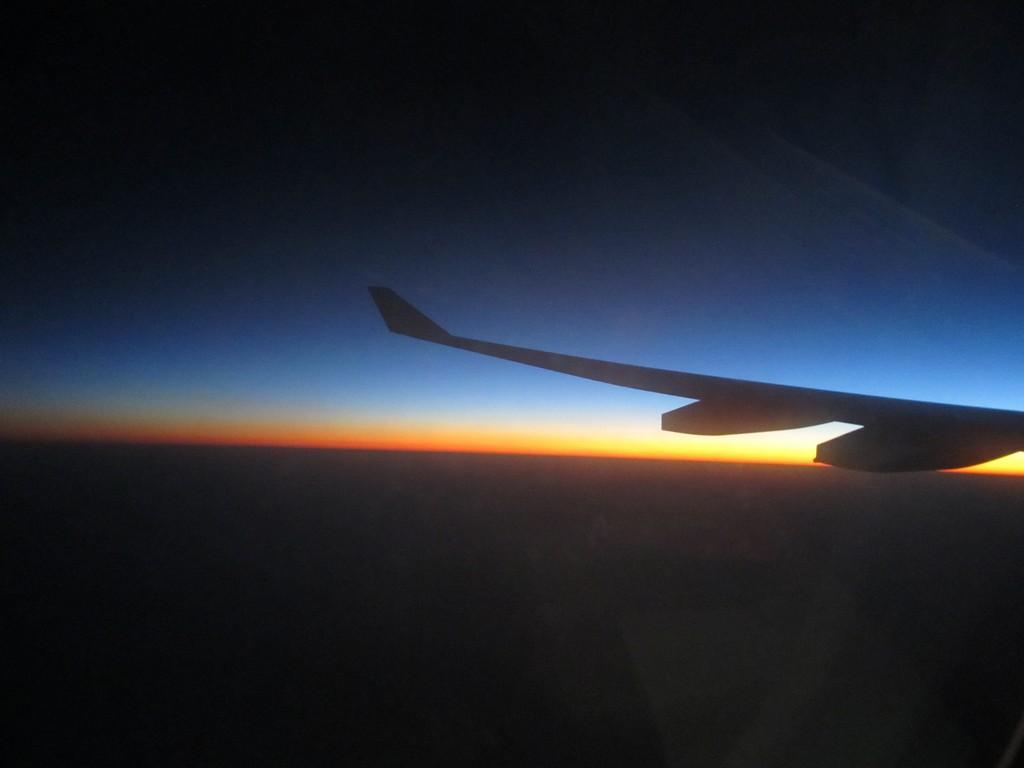 Москва - Бангкок с Аэрофлотом