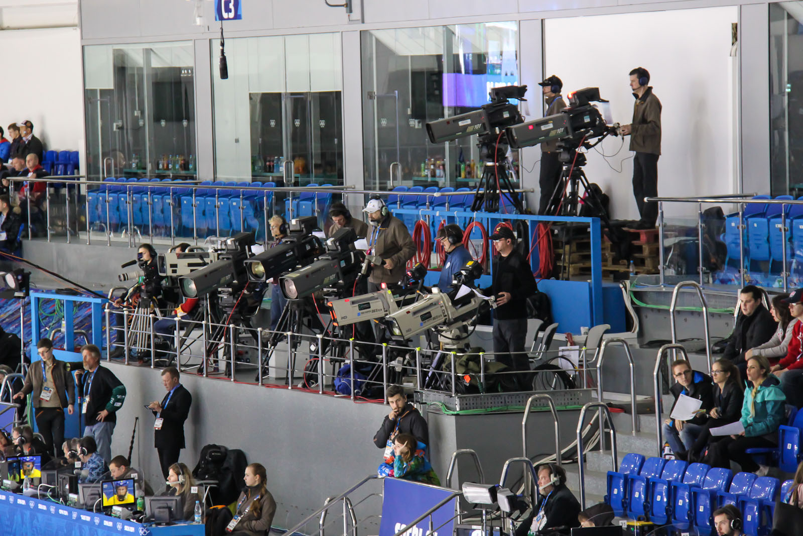 На зимней олимпиаде Сочи-2014