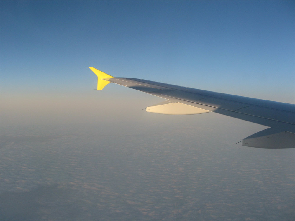 Flying with Germanwings