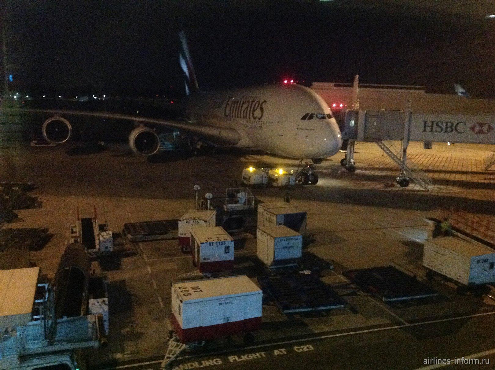 Под крыльями Евразии. Часть 6 - привет ещё раз Эмирейтс: Сингапур (SIN) - Дубаи (DXB)  на А380-861 и попытка получить 96 часов в ОАЭ на границе