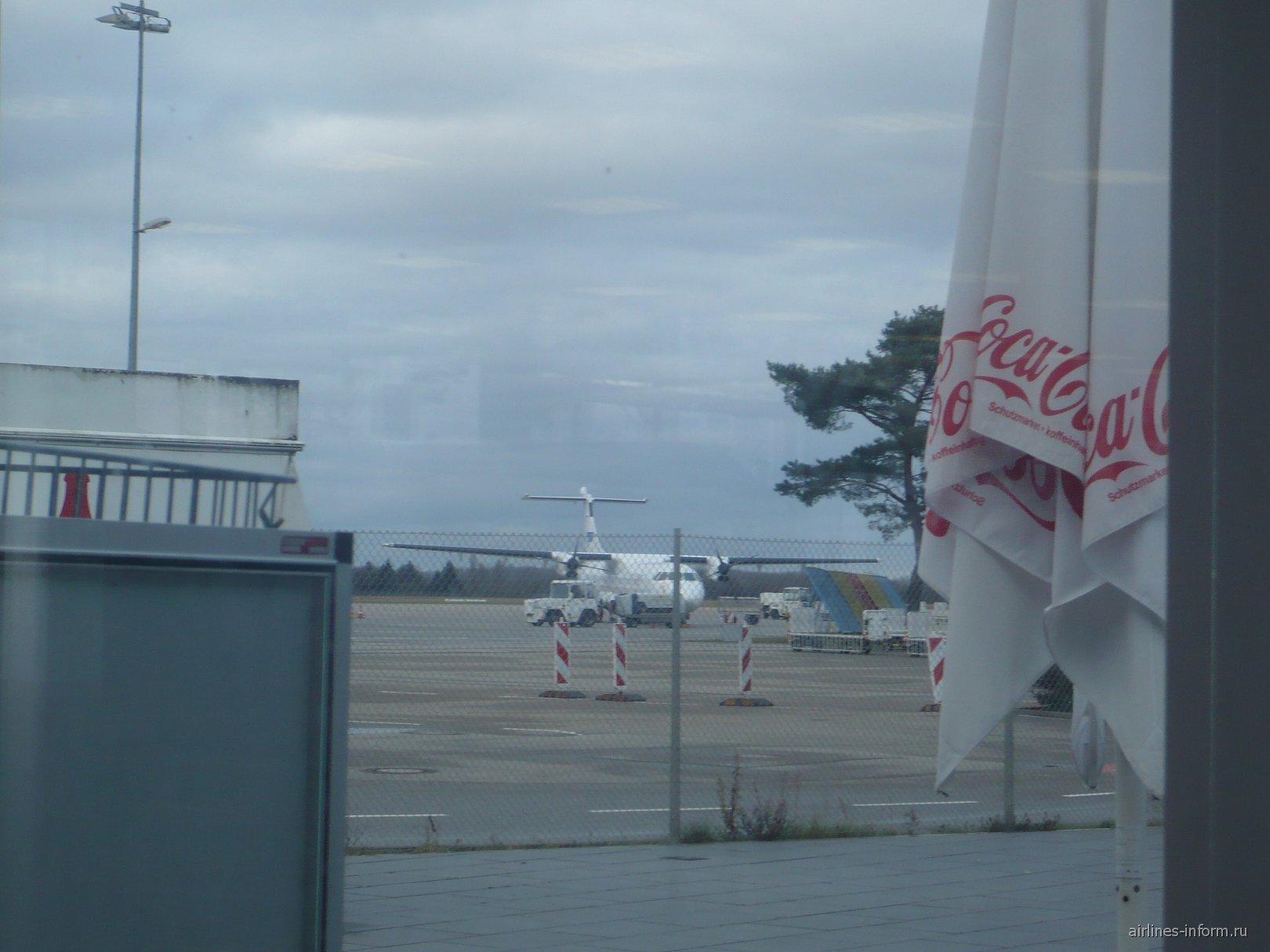 Аэропорт Карлсруэ Баден-Баден