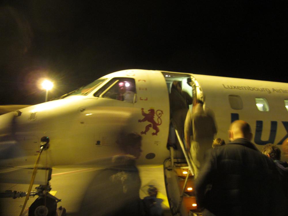 Luxair: Большая компания маленькой страны