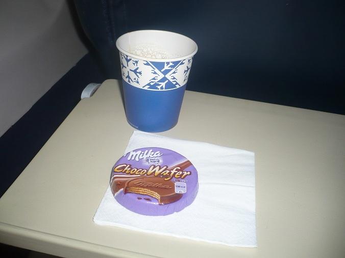 На рейсе Estonian Air