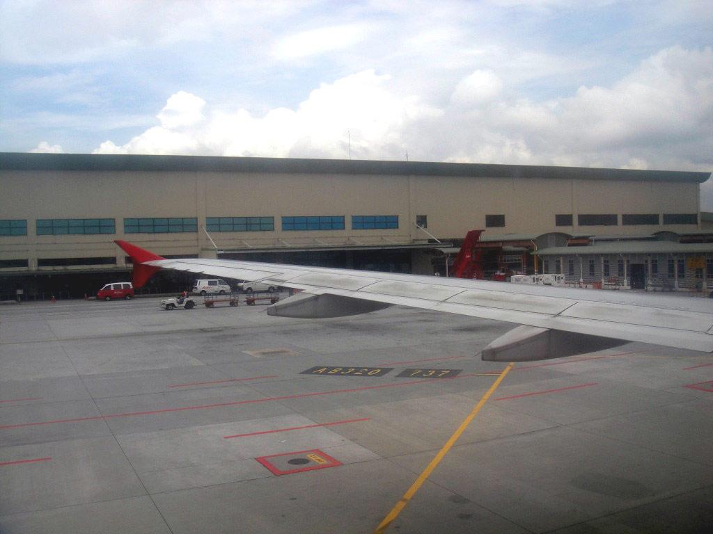 Терминал бюджетных авиалиний в аэропорту Куала-Лумпура